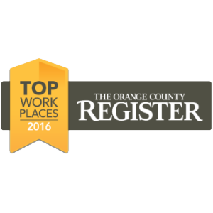 Top Workplaces in Orange County 2016